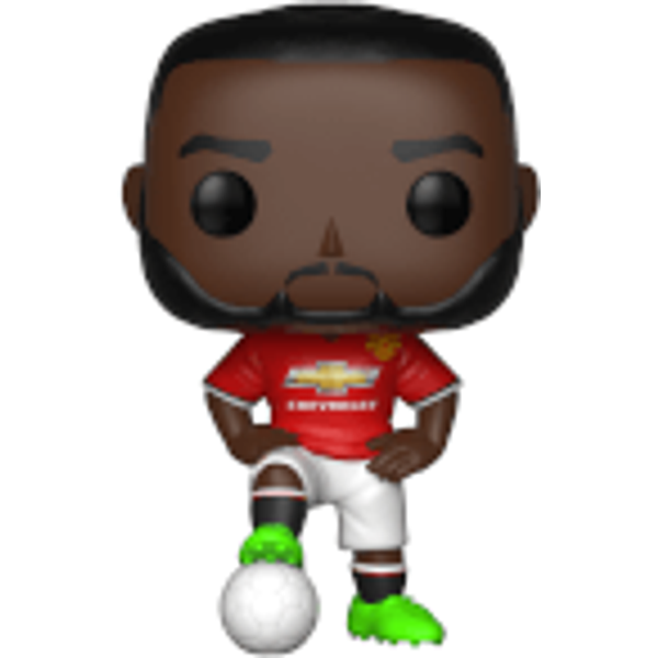 Manchester United Romelu Lukaku Pop! Vinyl Figur