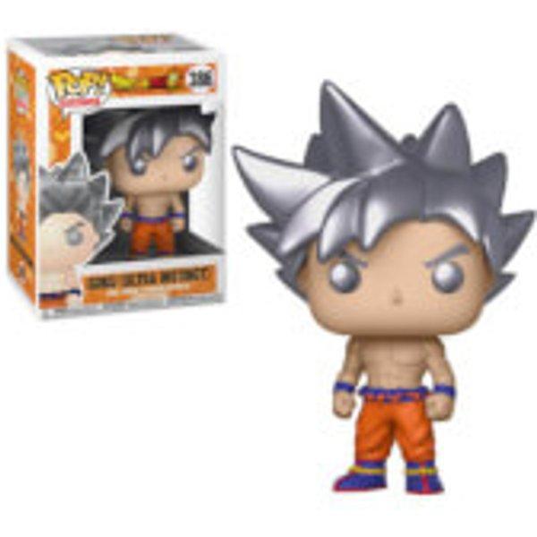 Dragon Ball Super Goku Ultra Instinct Pop! Vinyl Figure