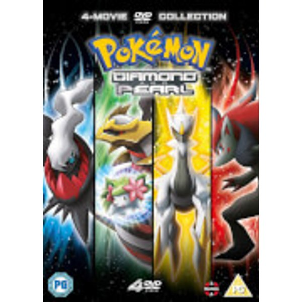Pokemon Movie: Diamond & Pearl Collection (MANG5889)