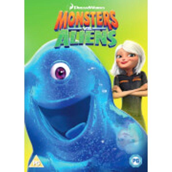 Monsters Vs. Aliens (2018 Artwork Refresh)