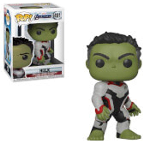 Marvel Avengers: Endgame Hulk Pop! Vinyl Figure