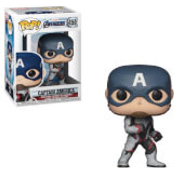 Marvel Avengers: Endgame Captain America Pop! Vinyl Figure