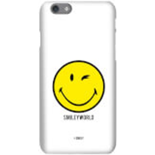 Smiley World Smartphone Hülle für iPhone und Android - iPhone 6 - Tough Hülle Matt
