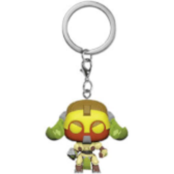 Overwatch Orisa Pop! Keychain (37440)