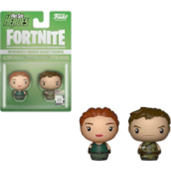 Lots de 2 Mini Figurine Pint Sized Heroes Funko - Pathfinder & Highrise