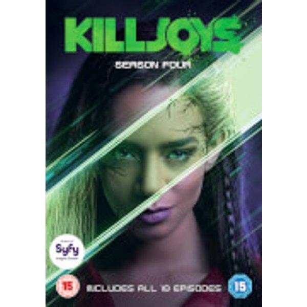 KILLJOYS: Season 4 (8317942)