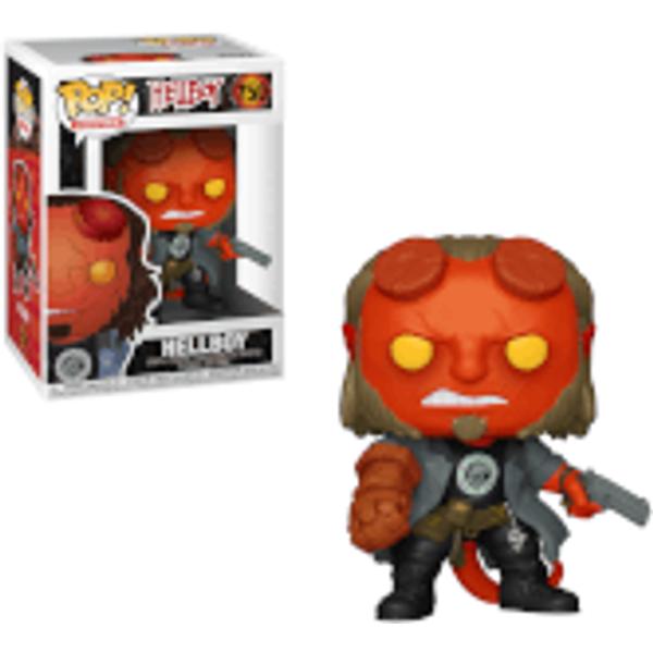 Hellboy BPRD Tee Pop! Vinyl Figure (39079)