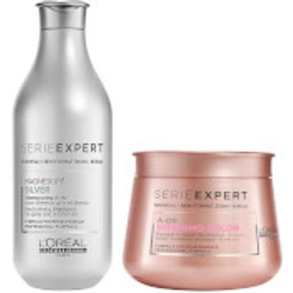 L'oréal  Shampoo Silver Shampoo  300 ml