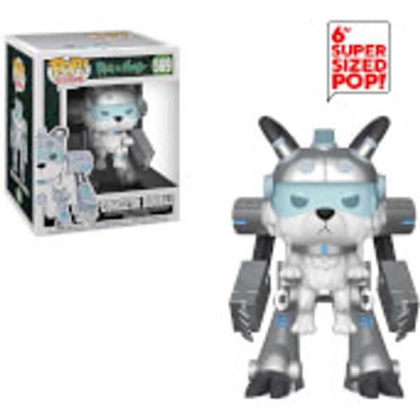 Rick and Morty - Snowball Mech Suit Pop! Vinyl Figur