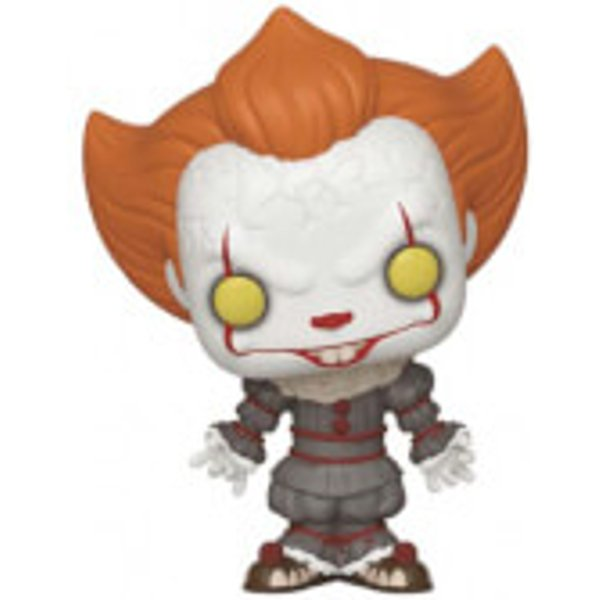 Figurine Pop! Pennywise Avec Bras Ouverts