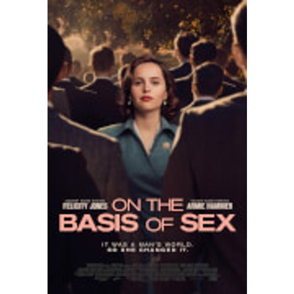 On the Basis of Sex (DVD) (U087227DSP01)