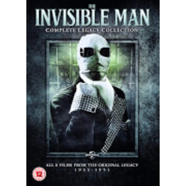 Invisible Man: Complete Legacy Collection (8319184)