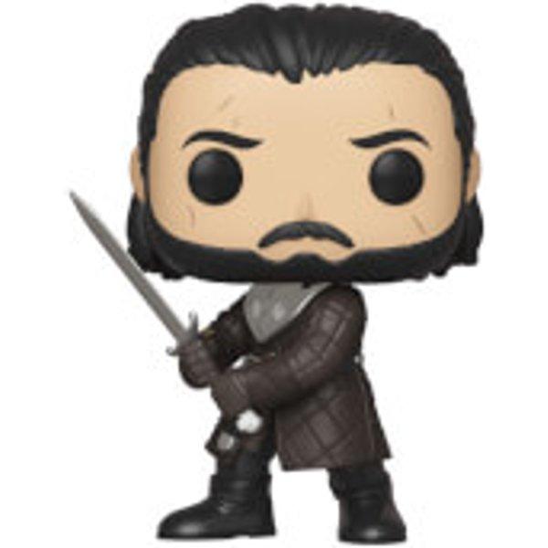 Figurine Pop! Jon Snow - Game of Thrones Saison 8