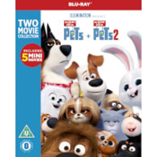 The Secret Life of Pets 2 Box Set (8319627)