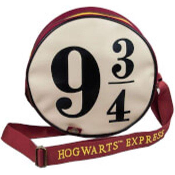 Harry Potter - Hogwarts Express - 9 3/4 - Shoulder bag - red-beige
