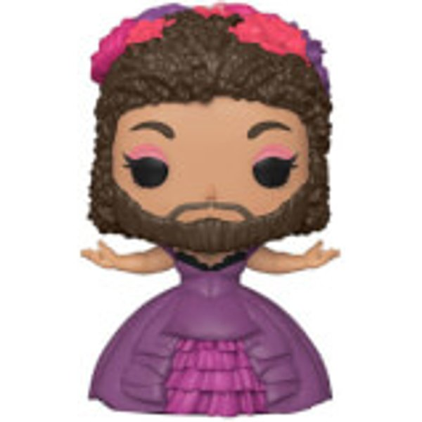 The Greatest Showman Bearded Lady Pop! Vinyl Figure