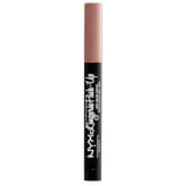 NYX Professional Makeup Lip Lingerie Matte Lipstick 1.5g (Various Shades) - Lace Detail