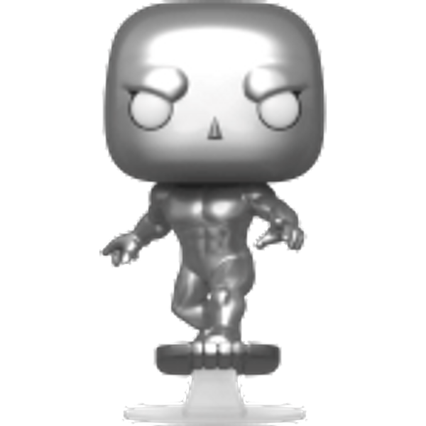 Figurine Funko Pop Marvel Fantastic Four Silver Surfer