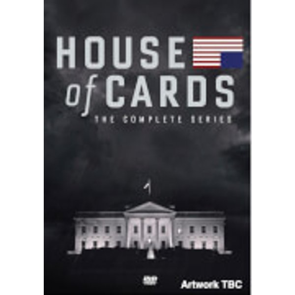 House Of Cards – The Complete Series (CDRPD93747)