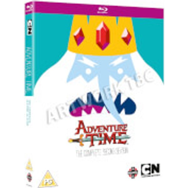 Adventure Time - The Complete Second Season (MANB6124)