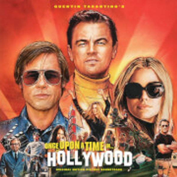 O.S.T. Quentin Tarantino's Once Upon A Time In Hollywood LP Standard
