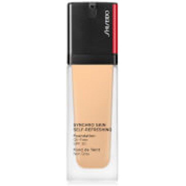 Synchro Skin Self-Refreshing - Foundation SPF 30 Shell 160