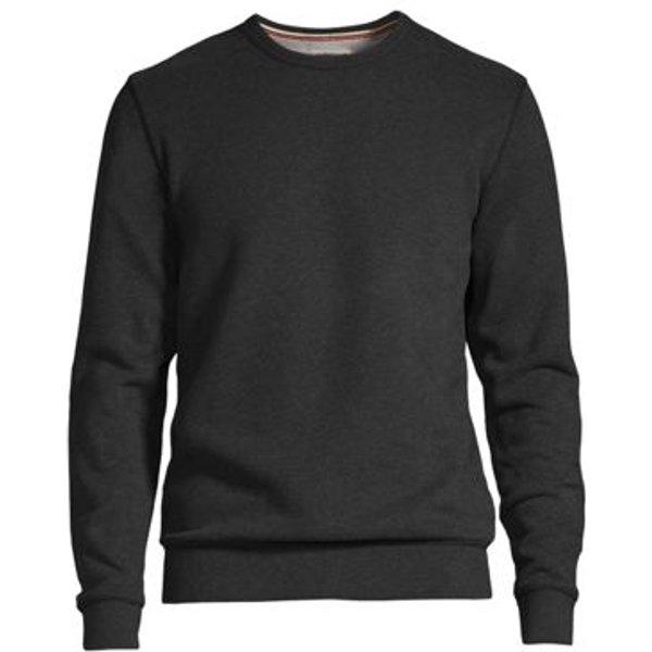 Lands' End - Tall Serious Sweats Crew Neck Sweatshirt - 1