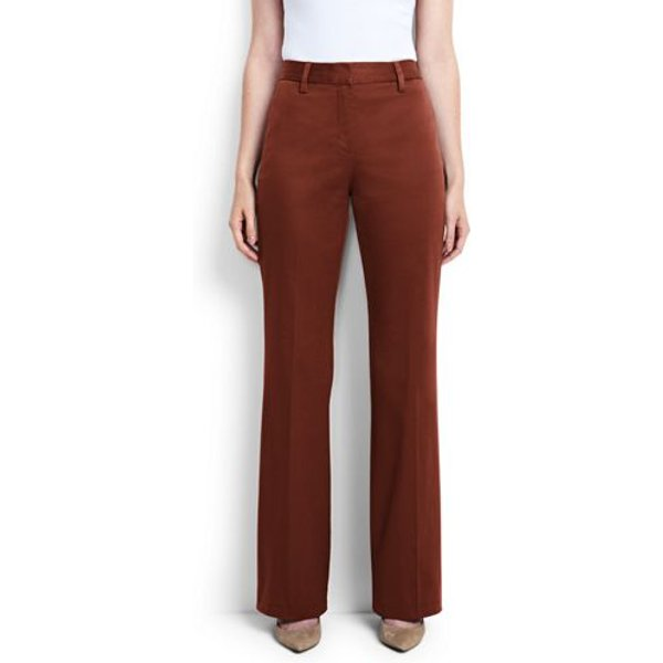 Lands' End - Petite Tailored Fit Chinos - 1