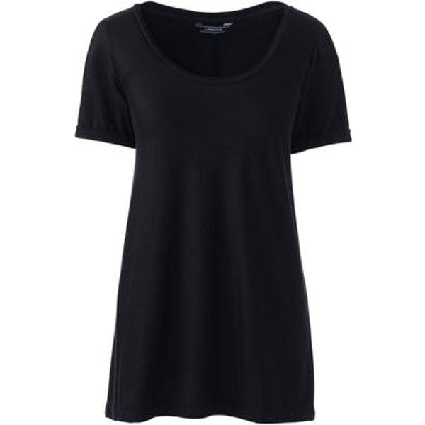 Lands' End - Modal Jersey Top - 1
