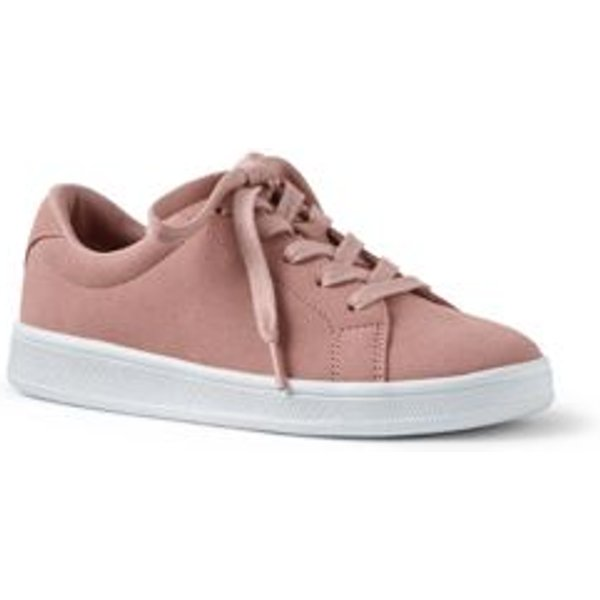 Lands' End - Lace-up Trainers - 1