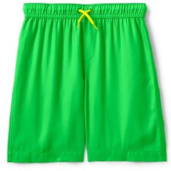 Lands' End - Little Boys' Swim Shorts - 1