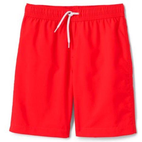 Lands' End - Boys' Magic Print Swim Shorts - 1