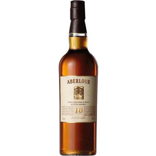 Aberlour 10-year-old Speyside Single Malt Whisky