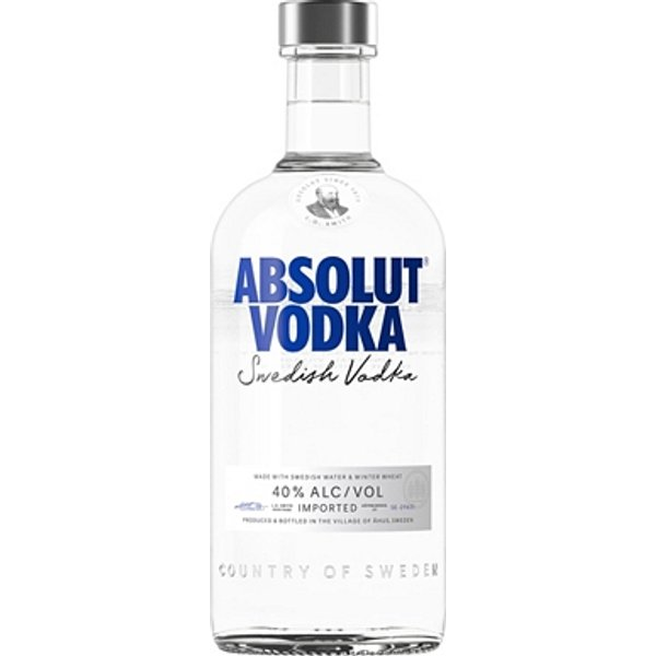 Absolut Blue Label Vodka