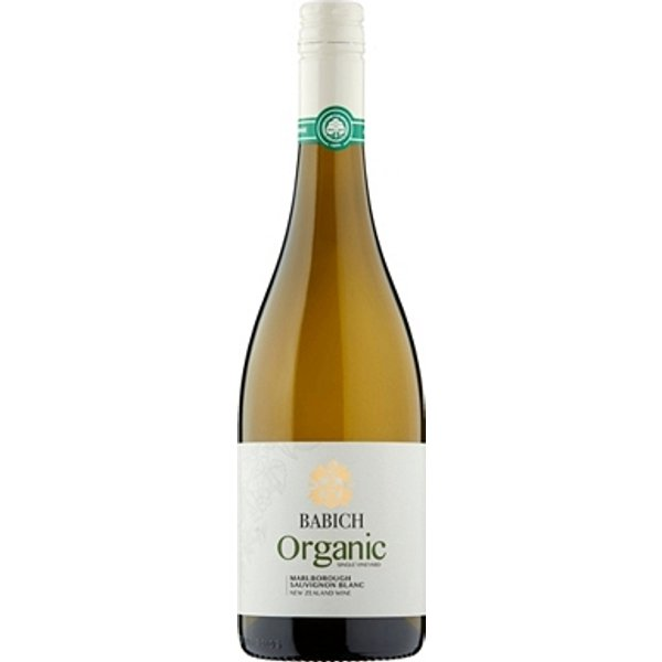 Babich Organic Marlborough Sauvignon Blanc
