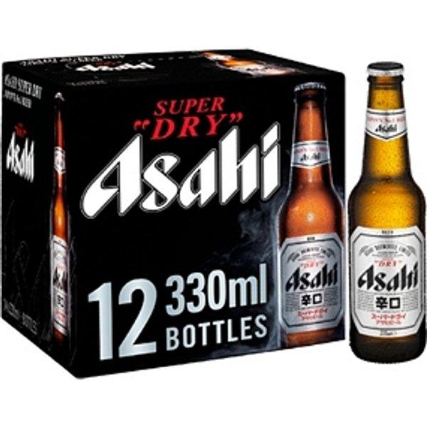Asahi Super Dry 12 X 330ml