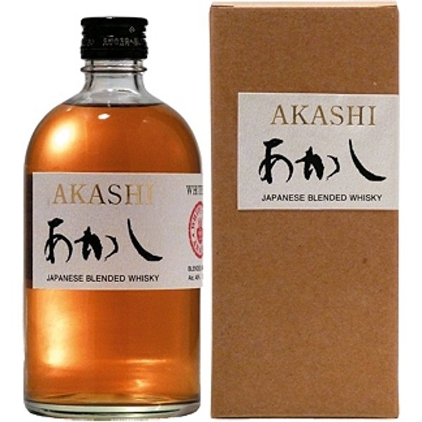 Akashi Japanese Blended Whisky