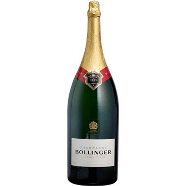 Bollinger Special Cuvée Brut Nv Salmanazar