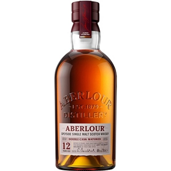 Aberlour 12-year-old Speyside Single Malt Whisky