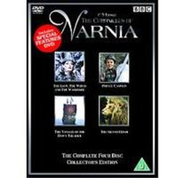 The Chronicles Of Narnia DVD
