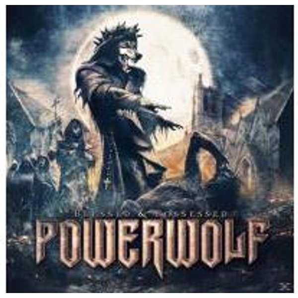 Powerwolf - Blessed & possessed - CD - standard