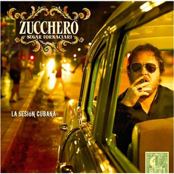 Zucchero - Cuban Sessions (Music CD) (3722210)