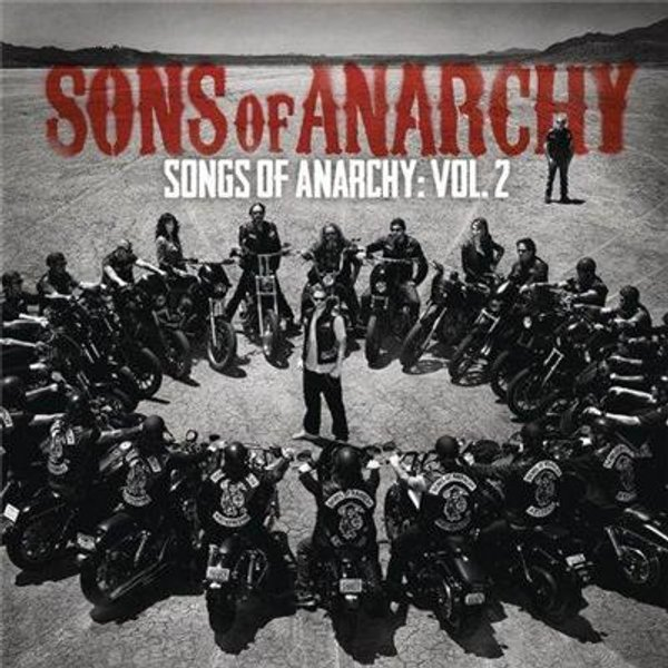 Sons Of Anarchy Songs Of Anarchy Vol. 2 CD Standard