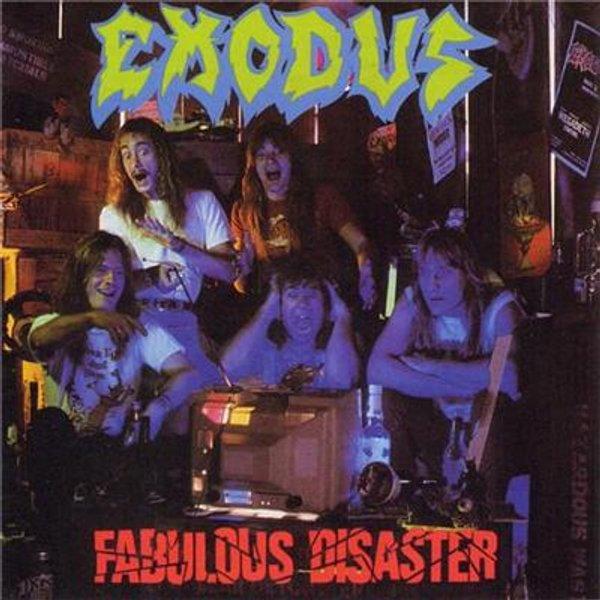 Exodus Fabulous disaster CD Standard (9962142)