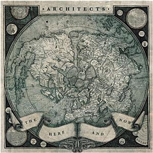 Architects The here and now CD Standard (9980318)