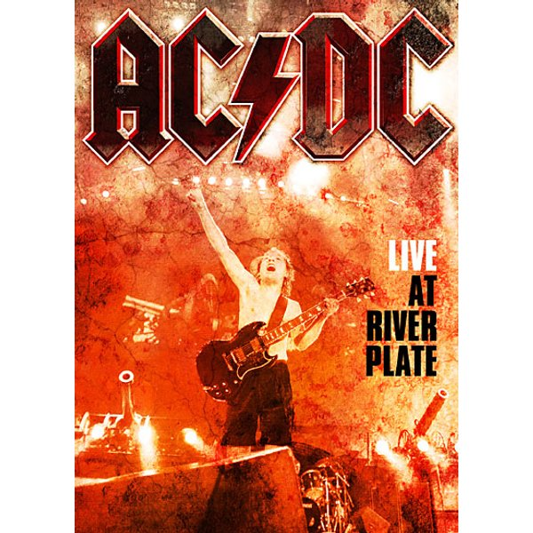 AC/DC Live at River Plate DVD Standard (88697618199)