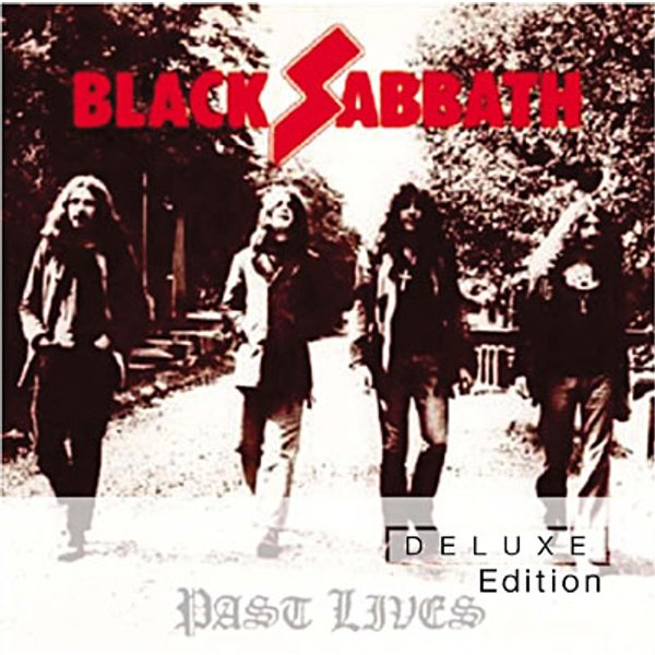 Black Sabbath - Past lives - Live at last - 2-CD - standard