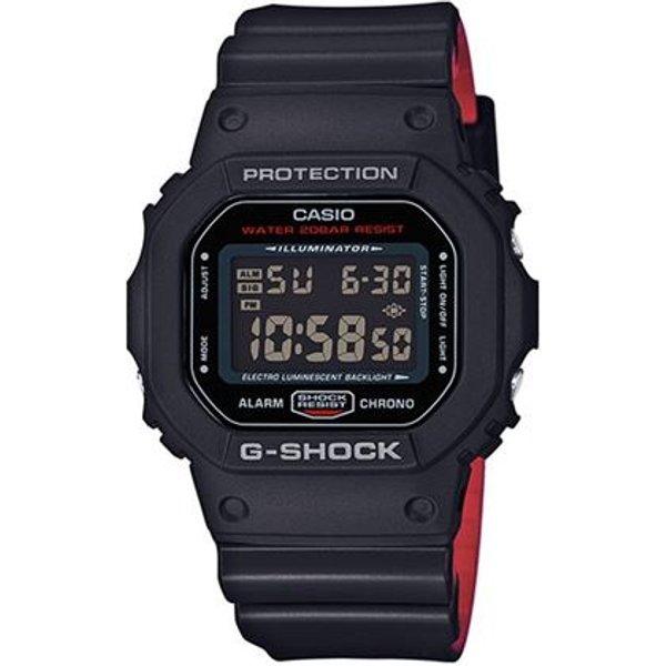 Casio G-SHOCK Montre numérique DW-5600HR-1 - Noir