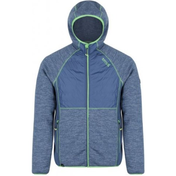 Regatta Outdoorjacke »Great Outdoors Herren Hybrid-Jacke Rocknell mit Kapuze, wasserfest«