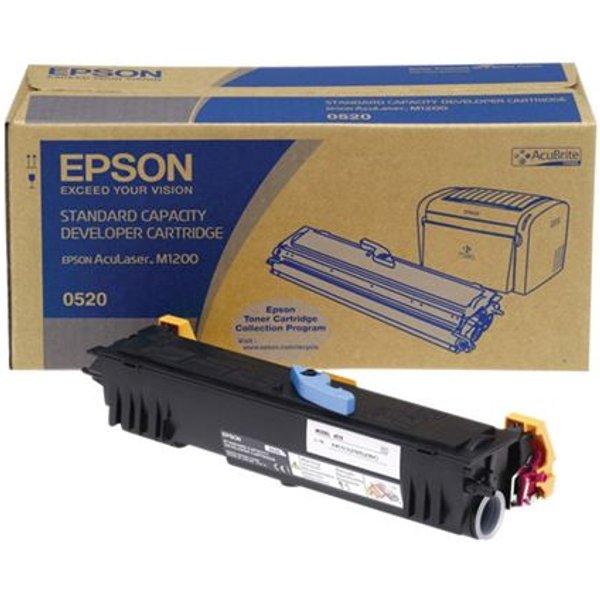 Toner Epson noir AL-M1200 - C13S050520
